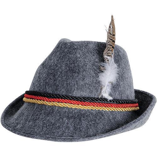 Grey German Tyrolean Hat Image #1