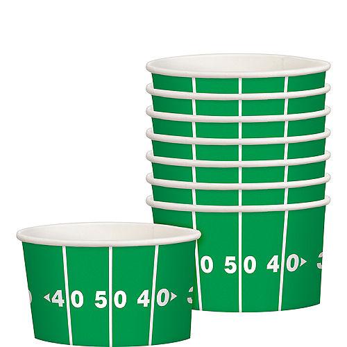 Football Field Treat Cups 8ct Image #1