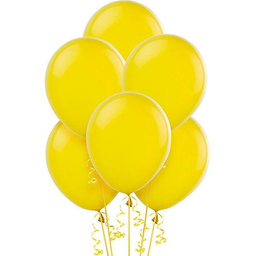 Sunshine Yellow Balloons 20ct, 9in Image #1