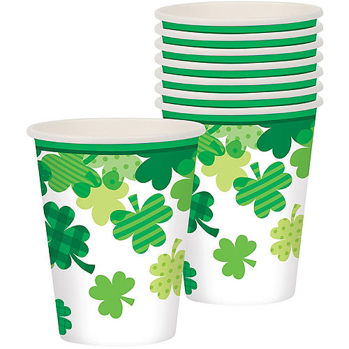 Blooming Shamrock Cups 18ct Image #1