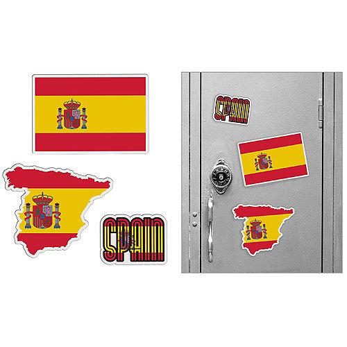 Spanish Magnets 3pc Image #1