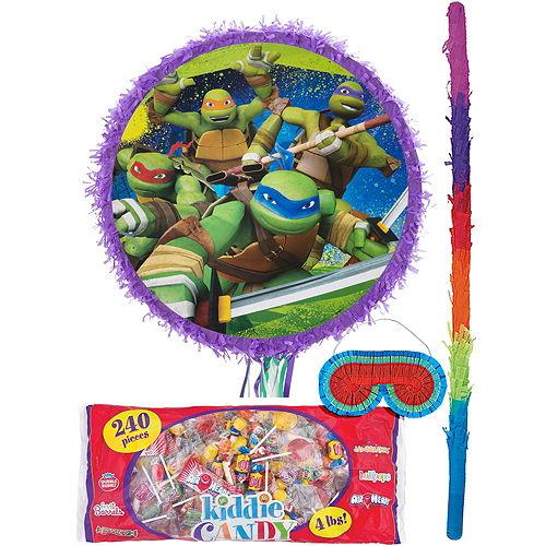 Teenage Mutant Ninja Turtles Pinata Kit Image #1
