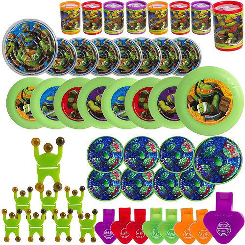 Teenage Mutant Ninja Turtles Pinata Kit with Favors Image #4