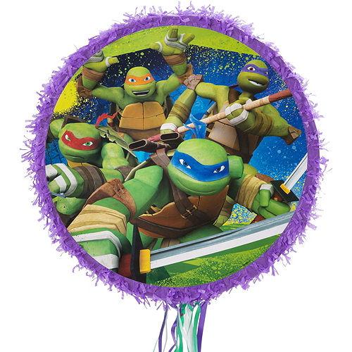Teenage Mutant Ninja Turtles Pinata Kit with Favors Image #5
