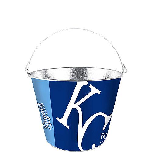 Kansas City Royals Galvanized Bucket Image #1