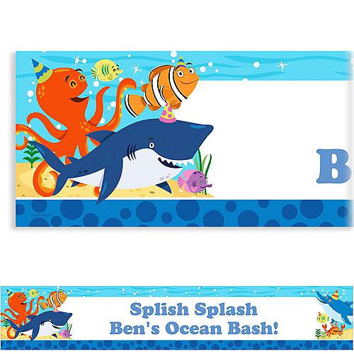 Custom Under the Sea Banner Image #1