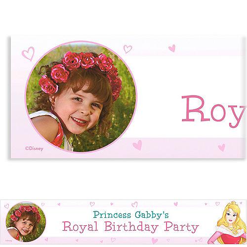 Custom Disney Princess Photo Banner Image #1