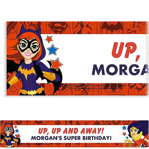 Custom DC Super Hero Girls Banner Image #1