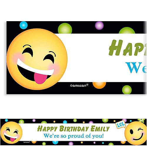 Custom Smiley Banner Image #1
