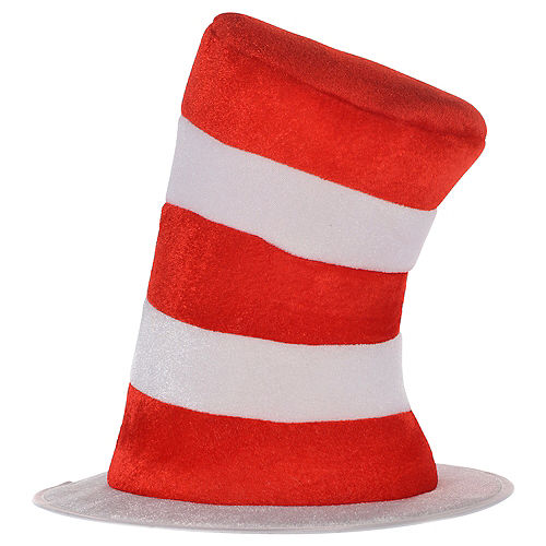 Child Cat in the Hat Top Hat - Dr. Seuss Image #1