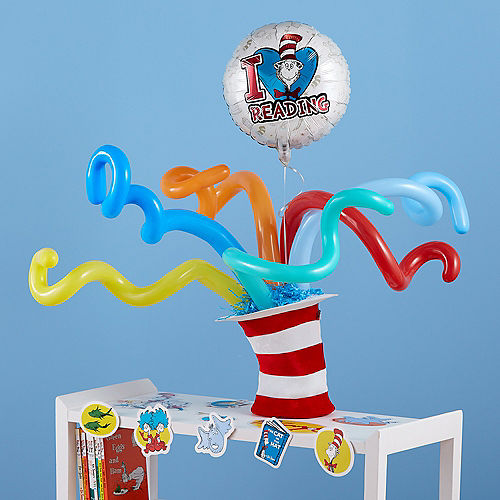 Child Cat in the Hat Top Hat - Dr. Seuss Image #3