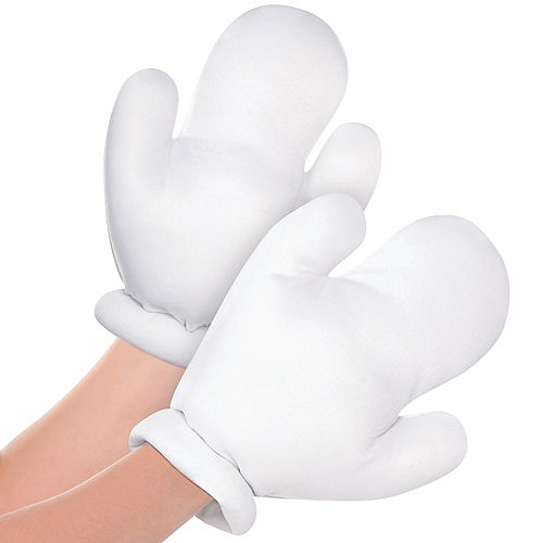 Child Cat in the Hat Gloves - Dr. Seuss Image #2