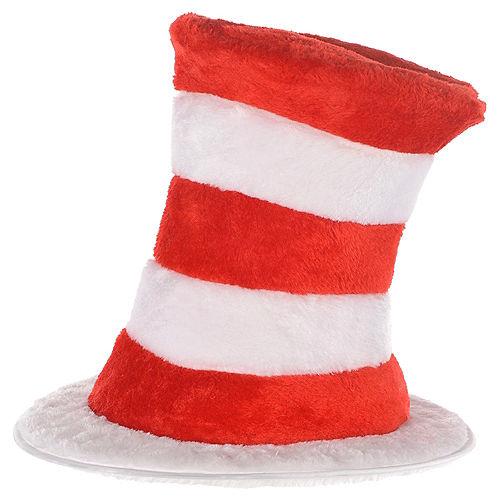Plush Cat in the Hat Top Hat - Dr. Seuss Image #1