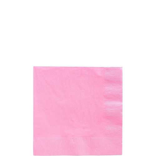 Pink Sparkling Celebration Birthday Party Kit for 32 Guests Image #3