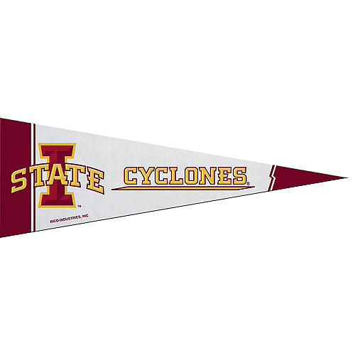 Small Iowa State Cyclones Pennant Flag Image #1