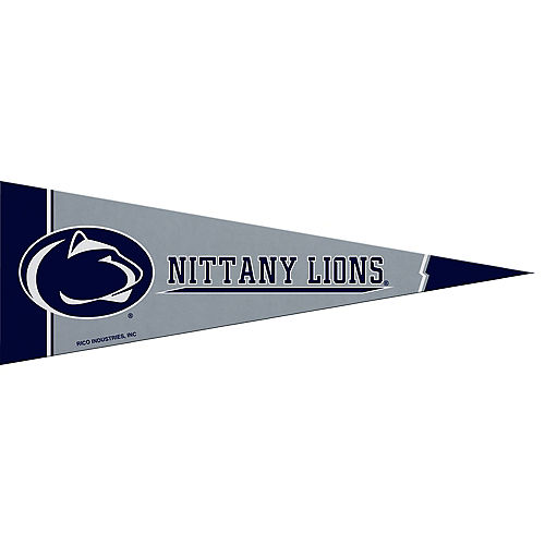 Small Penn State Nittany Lions Pennant Flag Image #1