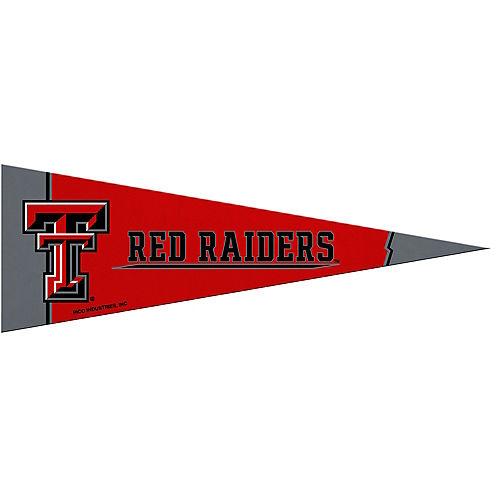 Small Texas Tech Red Raiders Pennant Flag Image #1