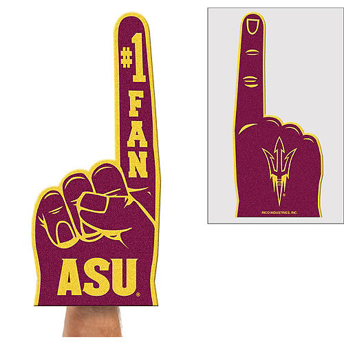 Arizona State Sun Devils Foam Finger Image #1
