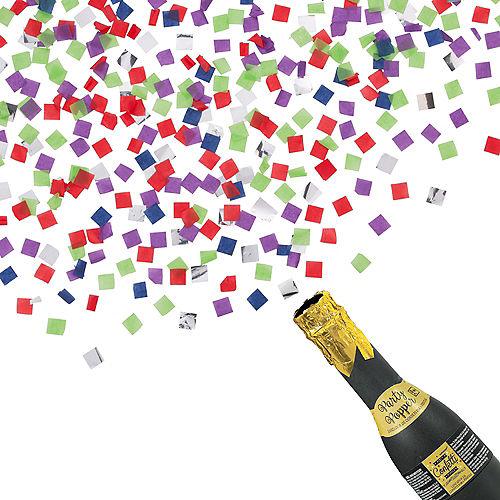 Bottle Confetti Popper Image #1