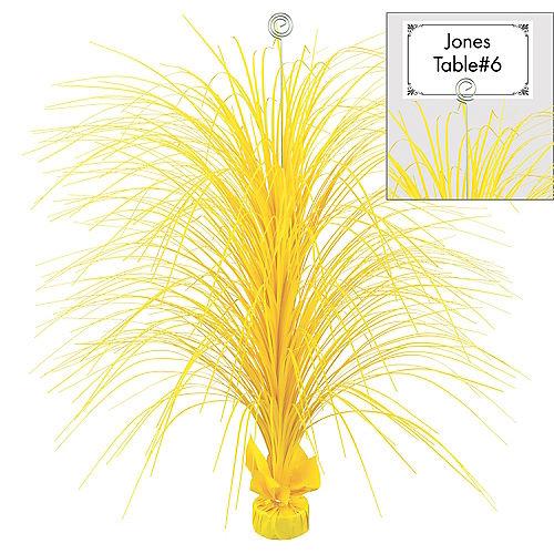 Giant Sunshine Yellow Spray Centerpiece Image #1