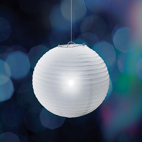 LED Paper Lantern Lights 3ct Image #2