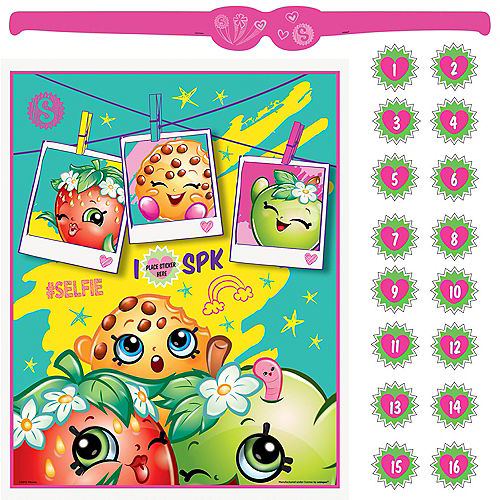 Shopkins Party Game Image #1