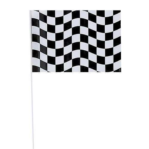 Hot Wheels Flag & Pail Centerpiece Kit Image #2