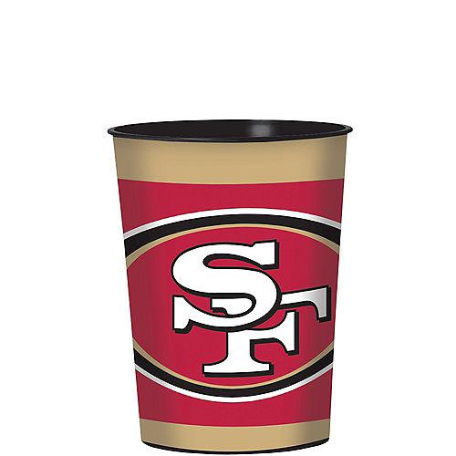 San Francisco 49ers Favor Cup Image #1