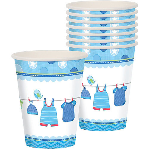 It's a Boy Premium Baby Shower Kit for 32 Guests Image #4