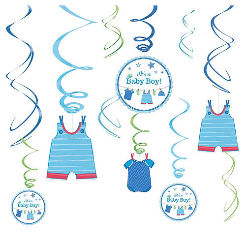 It's a Boy Premium Baby Shower Kit for 32 Guests Image #8
