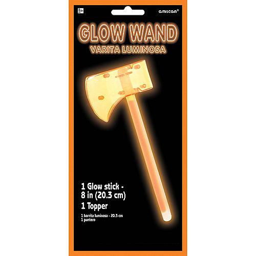 Orange Axe Glow Wand Image #2
