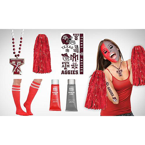 Texas AandM Aggies Fan Gear Kit Image #1