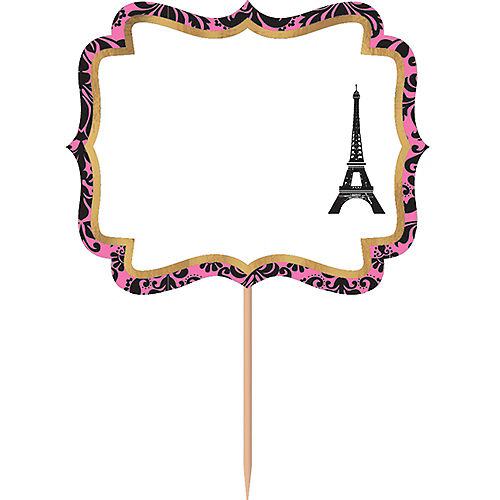A Day in Paris Label Picks 24ct Image #1