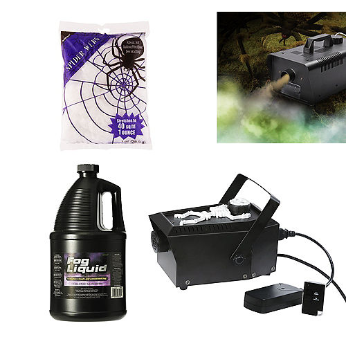 Fog Machine Halloween Kit Image #1