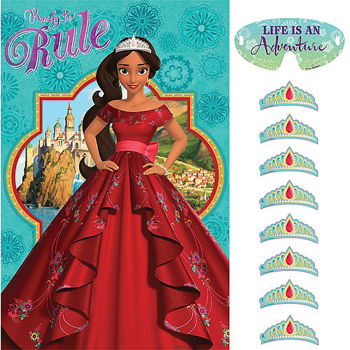 Elena of Avalor Party Game Image #1