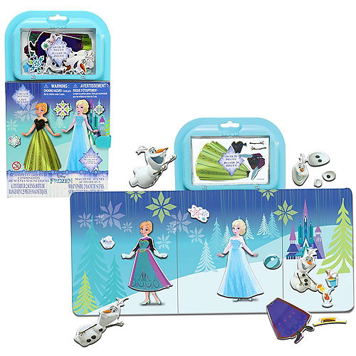 Frozen Magnet Activity Kit Image #1