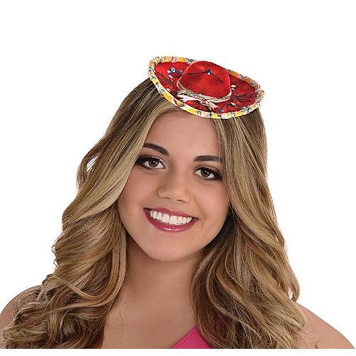 Mini Red Sombrero Image #1