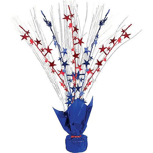 Patriotic Spray Centerpiece Image #1