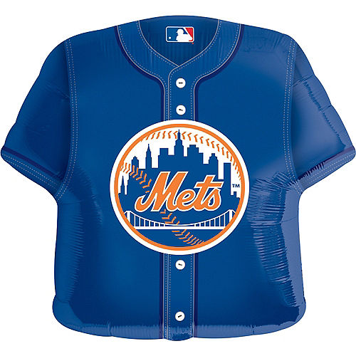 New York Mets Balloon - Jersey Image #1