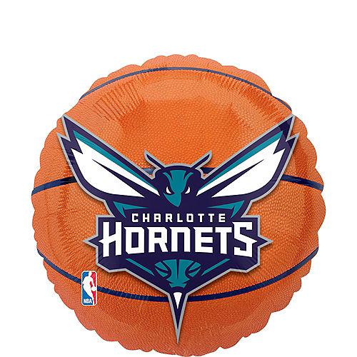 Charlotte Hornets Balloon - Basketball Image #1