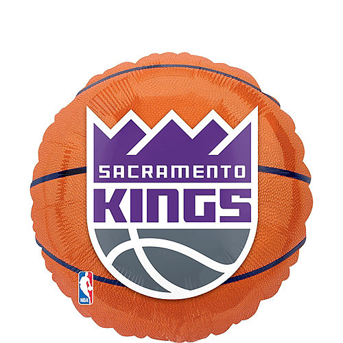 Sacramento Kings Balloon - Basketball Image #1