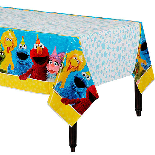 Sesame Street Table Cover Image #1