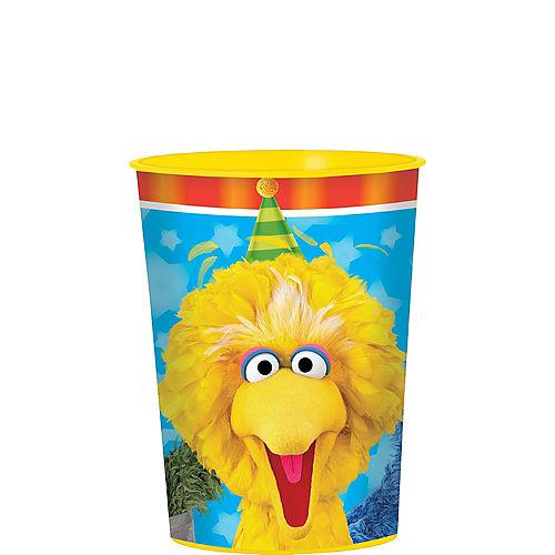 Sesame Street Favor Cup Image #1