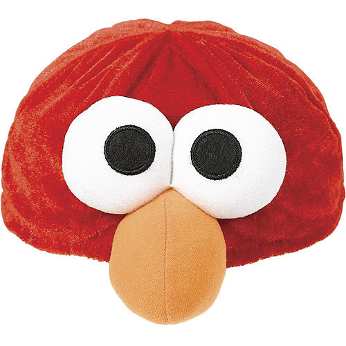 Red Elmo Hat Image #1