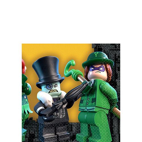 LEGO Batman Movie Beverage Napkins 16ct Image #1