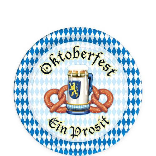 Oktoberfest Tableware Kit for 32 Image #2
