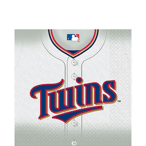 Minnesota Twins Lunch Napkins 16ct Image #1