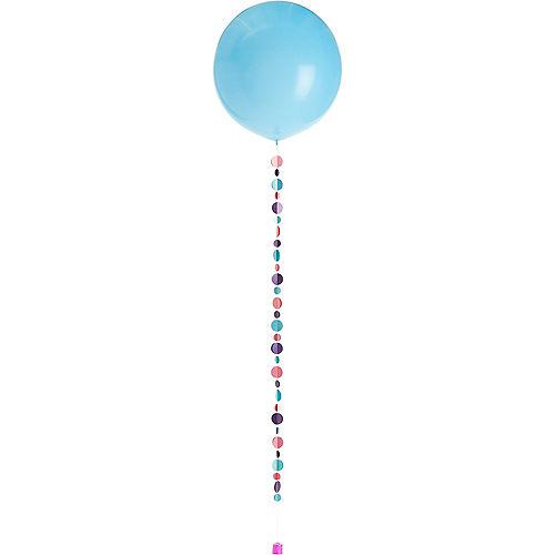 Pastel Dots Balloon Weight Tail Image #3