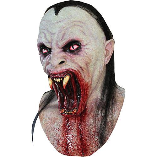 Bloody Fangs Vampire Monster Mask Image #1