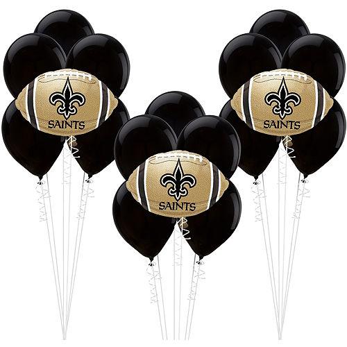 New Orleans Saints Balloon Kit Image #1